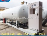 Standard 5000liter LPG Filling Skid Station 10ton LPG Skid Station for Sale