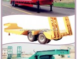 Good Quality Low Flatbed Truck for Container Transport