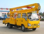 Isuzu 4X2 Lifting Paltform High Altitude Operation Truck Tree Pruning Truck