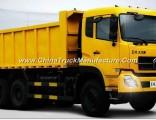 Dongfeng Rear Tipper Truck 20 Tons Heavy Duty Self Unloading Tipper
