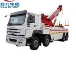 Factory 6X4 HOWO Wrecker Truck Tow Truck