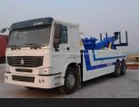 Heavy Duty Sinotruk HOWO 6X4 LHD 25ton Wrecker Towing Truck