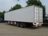 Sinotruk Van Semi Trailer Cargo Trailer