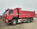 16 Tons Real Axles 6X4 Heavy Duty Dumping Truck with Hyva Cylinder