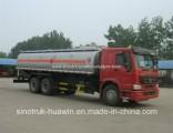 Sinotruk HOWO 6*4 Diesel and Fuel Tanker Truck