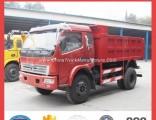 4X2 Rhd/LHD Light 10 Ton Self Loading Cargo Truck Lorry Tipper
