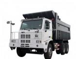 Ce Certificated Chinese HOWO 6X4 70ton Mining Dump Trucks
