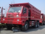 China Product HOWO Mining Dump Truck 6X4 for Sale