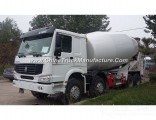 Sinotruk HOWO 8X4 Mixer Machine Cement Concrete Mixer Truck for Sale