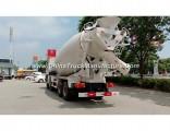HOWO 12m3 Concrete Mixer Truck 8X4