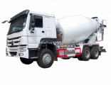 Sinotruk HOWO 6X4 10 Wheeler Cement Mixer Concrete Mixer Truck