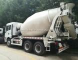 Sinotruk HOWO 6X4 Truck Mixer Concrete Mixer Truck