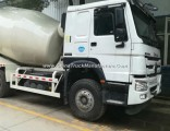 Sinotruck HOWO 6X4 9 Cubic Meters Concrete Mixer Truck