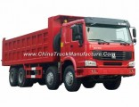 12 Wheel China 15 Ton HOWO 8X4 Dump Tipper Truck Dump Truck for Sale