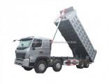Sinotruk HOWO 8X4 Volume Sand 50 Ton Dump Trucks for Sale with Ce