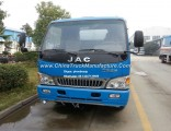 JAC 6 Wheels Water Sprinkling Truck for Dust Suppression