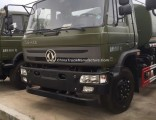 Dongfeng 4*4 10 Ton Bowser Tank 10000 Liters Water Tanker Sprinkler 10 Cbm Water Truck