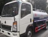 HOWO 4X2 10000 Liter Water Truck 10m3 Water Spray Truck Sprinkler Tank Truck