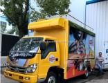 Foton Mobile Food Truck Food Cart Food Truck
