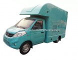 Diesel Fuel Mini Mobile Fast Food Snacks Vehicle