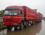 25ton FAW 8*4 Heavy Duty Dump Truck Tipper Trucks Tipper