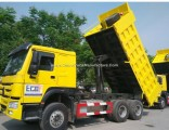 Sinotruk HOWO 371 Price 6X4 20 Ton 10 Wheel Ghana Dump Tipper Truck for Sale