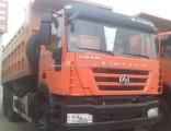 Iveco Hongyan 6*4 390HP House Power Heavy Duty 10wheels Dump Tipper Truck for Sale