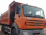 China Manufacturer North Benz 20 Cubic Heavy Duty Self Dump Dumper Truck