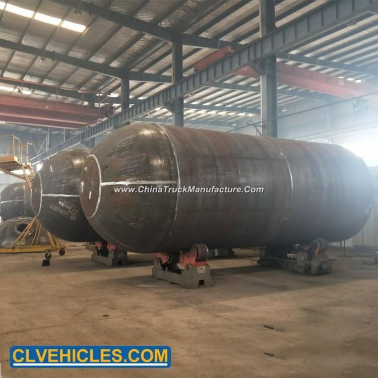 Manufacturer Direct 5cbm-120cbm 5000 Liter to 120000L Pressure Vessel LPG Propane Cooking Gas LPG St
