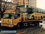 Isuzu 10 Ton Wrecker Towing Break Down Truck Wrecker Truck with Winch