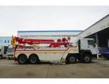 60 Ton Rotator Tow Heavy Duty Road Wrecker Recovery Truck Ve