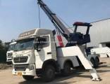40 Ton Heavy Duty Wrecker Rotator Tow Truck for Sale