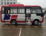 130 HP 23 Seats Star Model Double Door City Bus