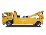 7.8 Meters Dongfeng 4X2 8 Ton 180HP LHD Wrecker Truck
