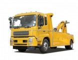 Dongfeng 7.8 Meters 8 Ton 4500cc Crane Tow Truck