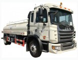 Good Quality Euro 3 Euro 5 4X2 Stainless Steel JAC Water Truck 10000liters