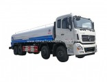 Heavy Duty Dongfeng 8X4 Drinking Water Delivery 25000 - 35000 Liter Water Truck