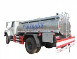 Dongfeng 140 Long Cab Stainless Steel Potable 10000 Liter Water Tank Truck