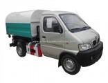 Jinbei Changan Foton Forland Mini 1tons 1.5tons 2tons Hook Lift Mini Garbage Truck