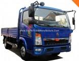 HOWO Light Mini 4X2 4X4 Cargo Truck Price