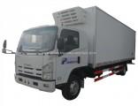 Isuzu 700p Type 4X2 7tons 8tons 10 Tons Freezer Refrigerated Fiberglass Truck Refrigerator Box