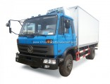 Dongfeng 145 and 153 Cummins Engine 8tons 10tons 12 Tons 15tons Refrigerator Van Truck for Meat and