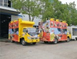 Chips, Ice Cream, Hamburger, Hot Dog, Biscuit Nice Mobile Kitchen Food Truck