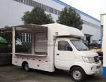 Foton JAC Karry Ice Cream Coffee Kitchen Workshop Mobile Food Truck Cart Price for Sale in Dubai