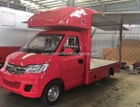 Karry Mobile Chinese Small Fried Chicken Food Truck USA