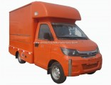 Karry Changan Foton JAC Mini Chinese Mobile Ice Cream Coffee Fast Food Truck for Sale