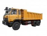 Construction Vehicle 6X4 6X6 20cbm Dumper Truck