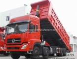 Dongfeng 8X4 Heavy Duty 60 Ton Tipper Dump Truck for Sale