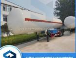 High Quality 40.5cbm LPG Tank Trailer in Nigeria