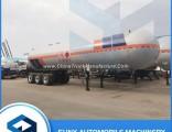 Hot Sale 20 Cbm 30cbm 40cbm 50cbm LPG ISO Tank Trailer